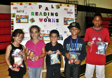 Pal Reading Awards Program