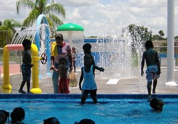PAL SUmmer Pool Program